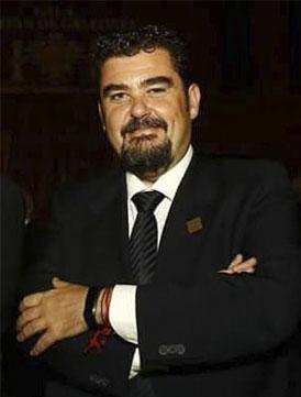 Manuel J. Parodi Álvarez - Doctor en Historia Antigua