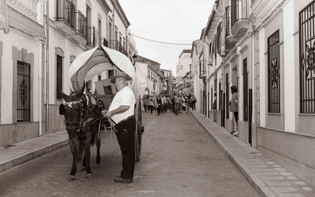 Certamen Fotográfico Andolises EL CARRO DE LOS TOSTAOS